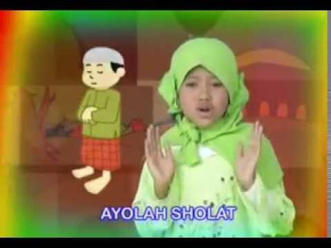 Lagu Anak : Sholat Berjamaah