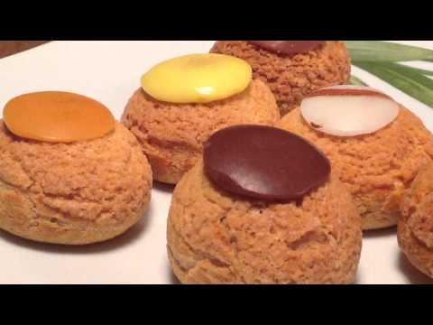 "POPELINI : The best ""choux à la crème"" in Paris - Popelini"