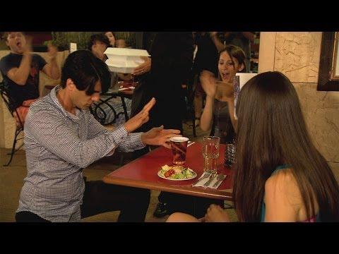 Criss Angel BeLIEve: Floating Coffee On Spike