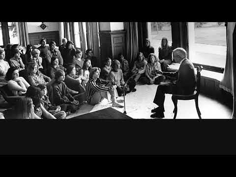 Audio | J. Krishnamurti – Gstaad 1974 – School Discussion 1 – The flame of responsibility
