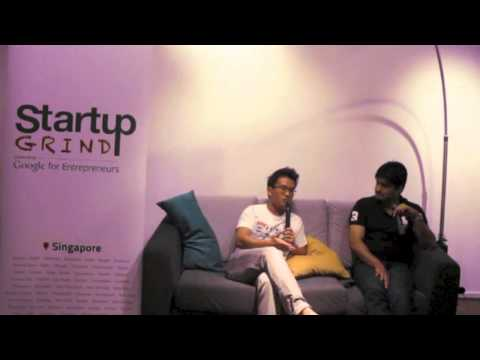 Royston Tay (Zopim) at Startup Grind Singapore