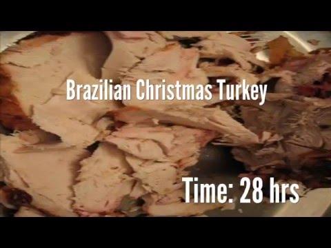 Brazilian Christmas Turkey Recipe