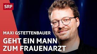 Maxi Gstettenbauer beim Frauenarzt
