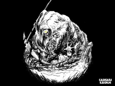 KRIEGSZITTERN - Yellow Cross - Caligari Records
