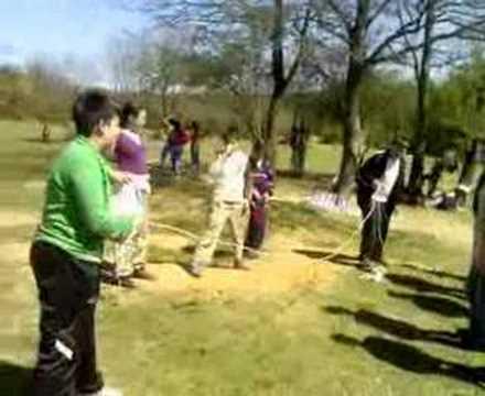 Öncü pusula piknikte Fatih-Sergen kapışması