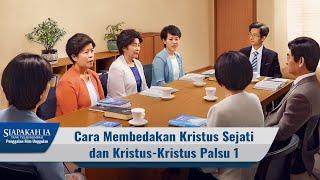 Film Pendek Rohani kristen - Siapakah Ia yang Telah Kembali - Klip Film(1)Cara Membedakan Kristus Sejati dan Kristus-Kristus Palsu 1