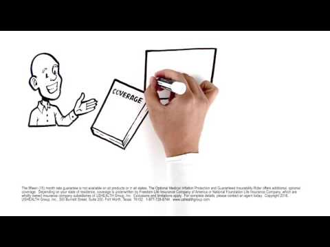 Ron Leonard USHEALTH Group video