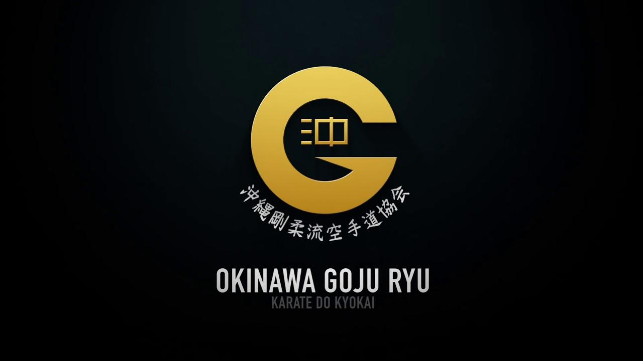 Escudo Goju Ryu Animado