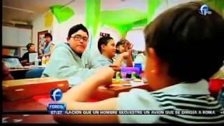 Reportaje Casa de la Amistad para Niños con Cáncer, I.A.P. en Foro TV