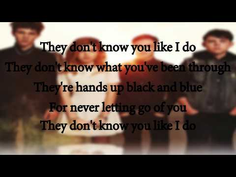 Echosmith - Future Me - Lyrics