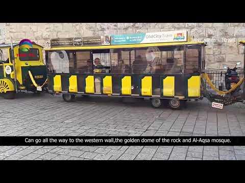 Jerusalem Travel Documentary @TAGTV