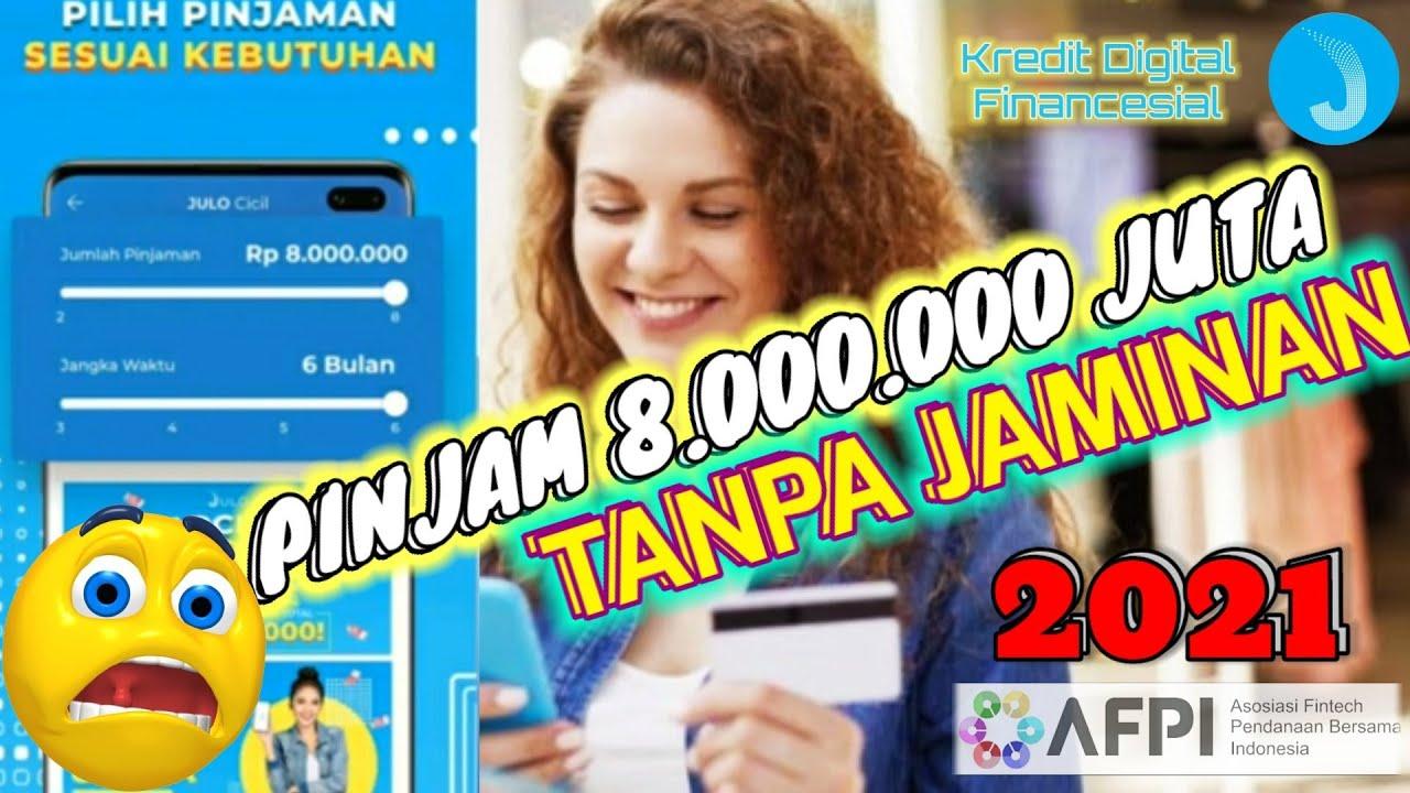 Cara Cepat Pinjam Uang Online Langsung Cair JULO 2021 ...