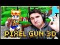 DÉCOUVERTE DE PIXEL GUN 3D !!
