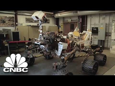The Most Expensive Vehicle On The Planet | Jay Leno's Garage | CNBC Prime