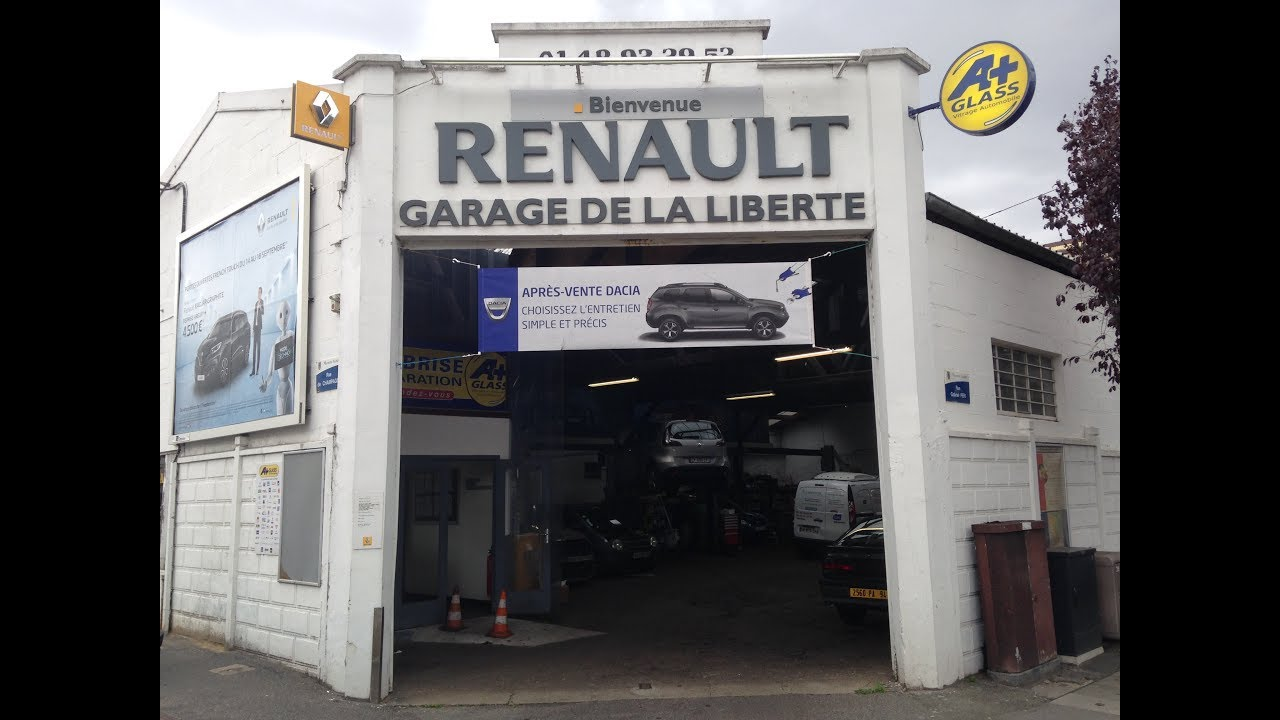 Garage renault maisons alfort youtube - Garage renault maisons alfort ...