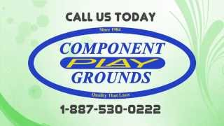 Outdoor Sports Equipment-   Component Playgrounds