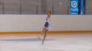 Алина Горбачева, ПП, 2 спортивный, 30.11.17