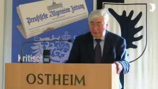 Dr. Walter T. Rix: Ostpreußen im Ersten Weltkrieg