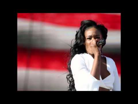 Azealia Banks - Ice Princess l Live In Coachella 2015 (Audio)