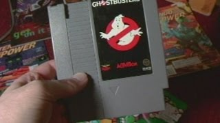 AVGN: Ghostbusters (Higher Quality) Episode 21