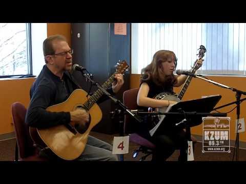 """Blue Boat Pilots - """"Old Man"""" - Live on KZUM"""
