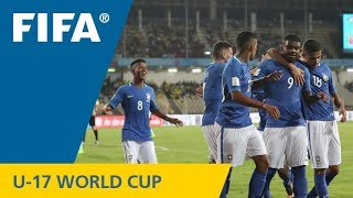 Match 20: Korea DPR v Brazil – FIFA U-17 World Cup India 2017