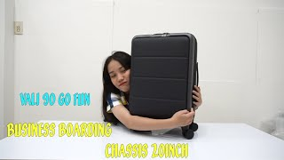 Vali passport 90 minute business boarding chassis 20inch