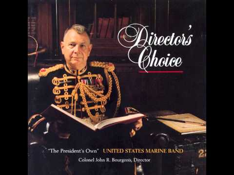 "RESPIGHI The Pines of Rome: The Pines of the Villa Borghese - ""The President's Own"" U.S. Marine Band"