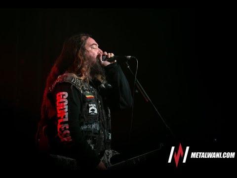 SOULFLY's Max Cavalera on Upcoming Album, SLAYER Retirement & Hologram Tours (2018)