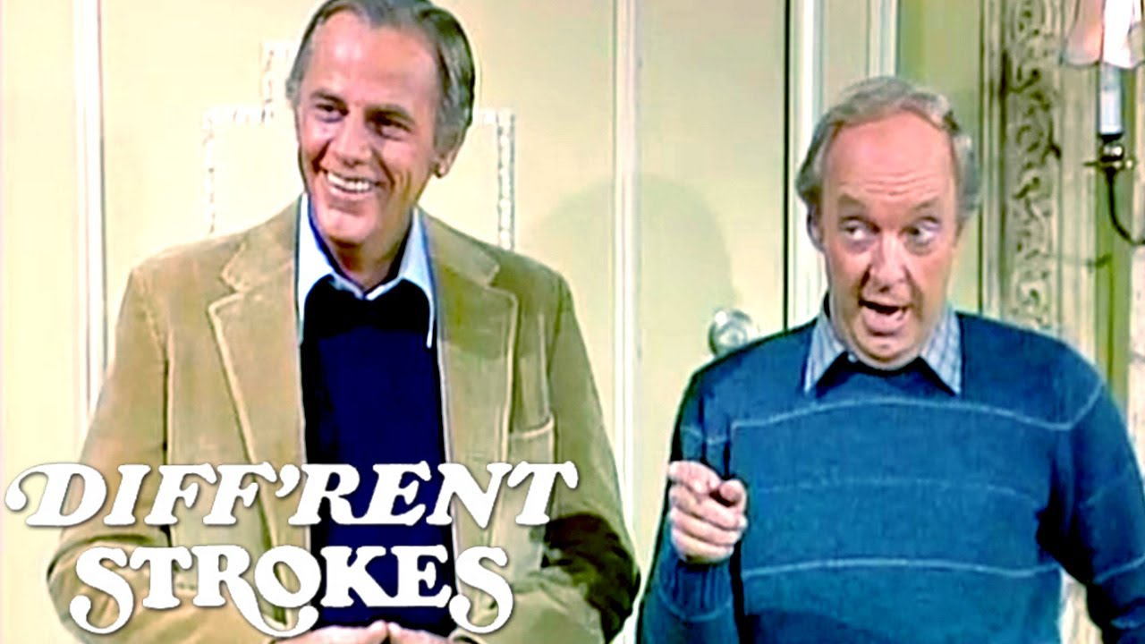 The Drummonds Have Some Special Guests Over For Thanksgiving | Diff'rent Strokes
