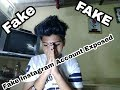 Fake Instagram account exposed || Fake Fashion sites || Exposed Fake account
