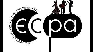 ecpa dance performance on freshers reception fall 2015