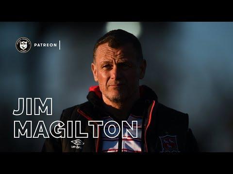 Jim Magilton Reaction | Dundalk FC 2–1 Drogheda United