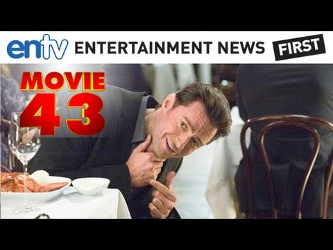 Movie 43 Inside Look: How The Farrellys Convinced Hugh Jackman & A-Listers To Play