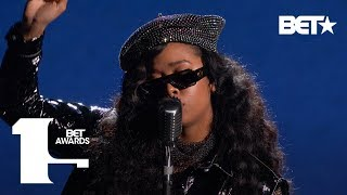 "H.E.R & YBN Cordae Perform an Eye Opening & Evocative ""Lord Is Coming"" 