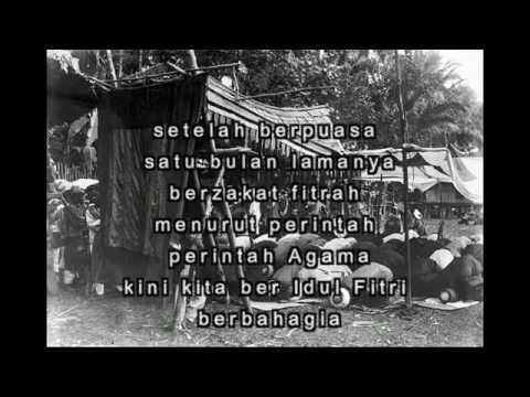 Lagu Lebaran 1950:
