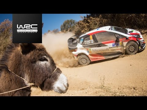 WRC - Rally Guanajuato México 2018: Highlights / Review Clip
