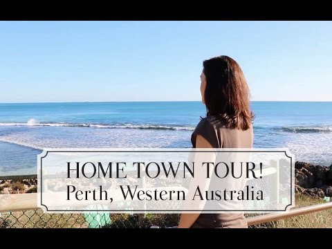 Home Town Tour! Perth, Australia   Nicola Milan