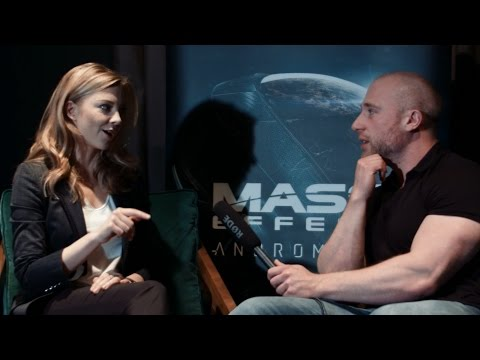 Natalie Dormer Interview - Voicing Mass Effect Andromeda's Dr Lexi T'Perro