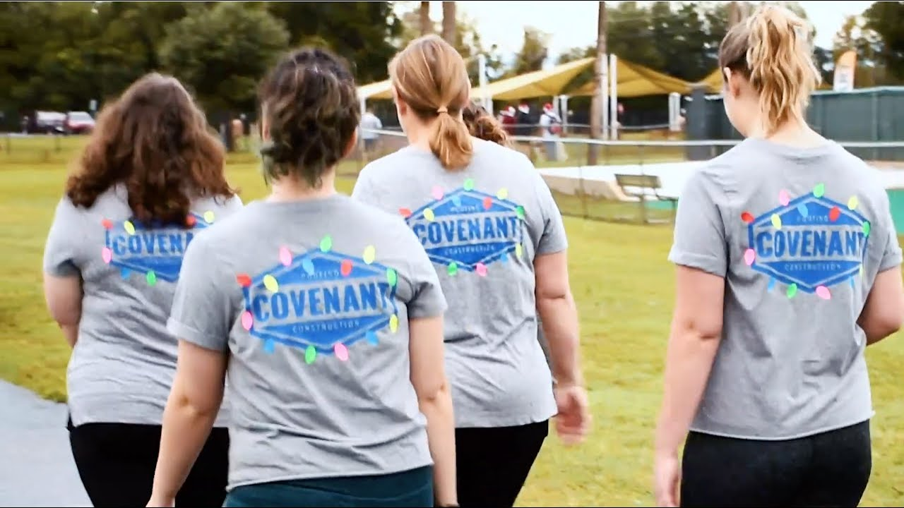 Community Covenant Roofing Volunteer Sponsor Events