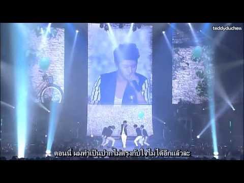 [Thaisub Live] L Kim (INFINITE) - Alone in Love Feat. Sunggyu (Original. Lee Seunggi)
