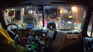 3328 Trucker steals JB Hunt fuel
