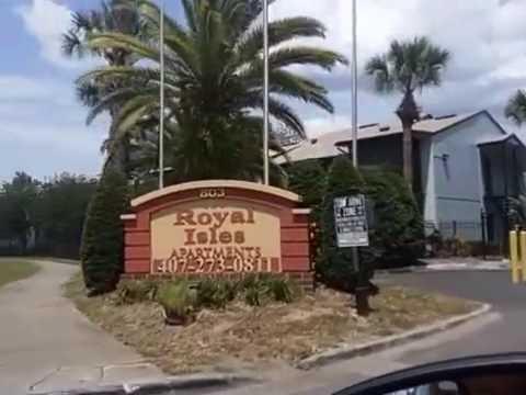 Apartamentos y Escuelas en Orlando, Florida