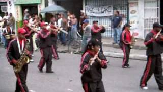 Banda show Angeles de Fuego en Maracay edo. Aragua
