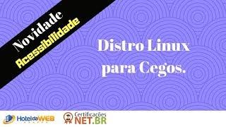 Vlog - Criando linux para Cegos e outros PNes