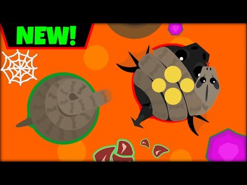 MOPE.IO NEW COBRA, BOA CONSTRICTOR & GIANT SPIDER  MOPE.IO NEW ANIMALS Mope.io New Update