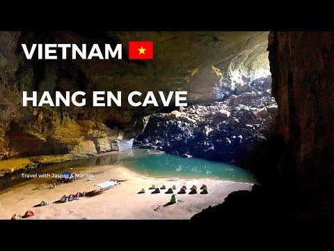 Hang En Cave - Vietnam (Travel with Jasper & Marlies)