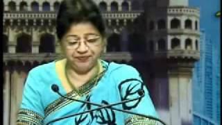 Mushaira 2011 - DR SHAMA PARVEEN