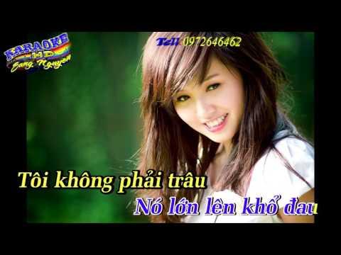 Bõ chồng theo trai - Duyên Phận - Nhạc Chế - KARAOKE HD