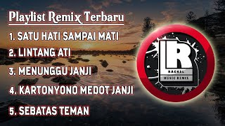 DJ SATU HATI SAMPAI MATI | LINTANG ATI | KARTONYONO MEDOT JANJI REMIX TERBARU